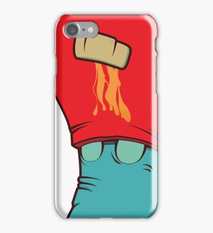 [!]SPILL THE BEANS [a] [color] iPhone Case/Skin
