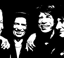 Rolling Stones by ztgallery