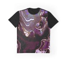 SAKURA SPRING WARM AUTUMN LILAC Graphic T-Shirt