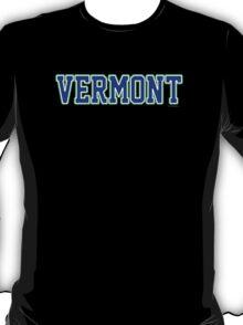 Vermont Jersey Green T-Shirt
