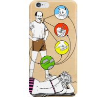 Good Evening, Ladies and Germs iPhone Case/Skin