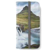 Brooding Kirkjufell iPhone Wallet/Case/Skin