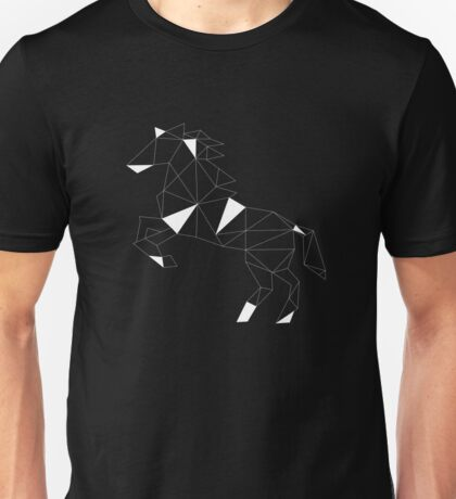 wire horse Unisex T-Shirt