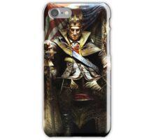 George Washington Assassin's Creed 3 iPhone Case/Skin