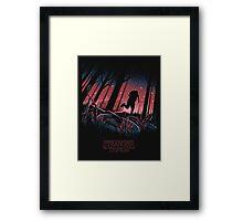 Stranger Things - Will Byers Framed Print