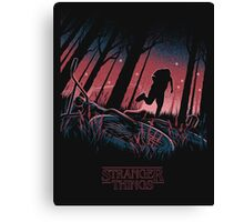 Stranger Things - Will Byers Canvas Print