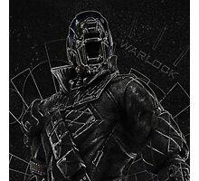 Destiny - Warlock Photographic Print