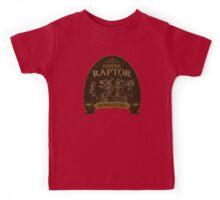 Dapper Raptor Kids Tee
