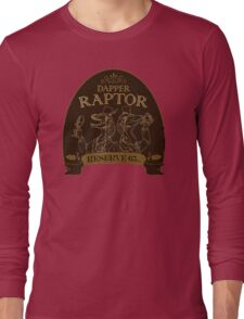 Dapper Raptor Long Sleeve T-Shirt
