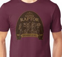 Dapper Raptor Unisex T-Shirt