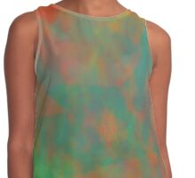 New Flame of Freedom Contrast Tank