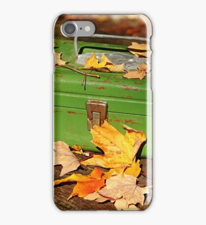 Old Pal iPhone Case/Skin