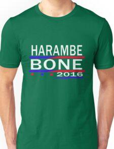 HARAMBE  & KEN BONE 2016 Unisex T-Shirt