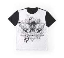 Death Moth  Graphic T-Shirt