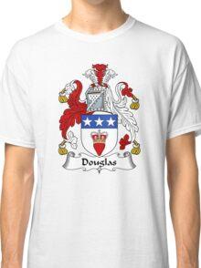 Douglas Coat of Arms / Douglas Family Crest Classic T-Shirt