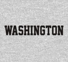 Washington Jersey Black by USAswagg2