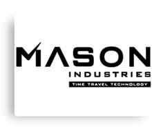 MASON INDUSTRIES Canvas Print