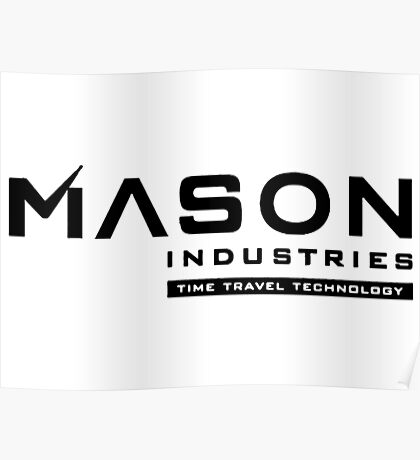 MASON INDUSTRIES Poster