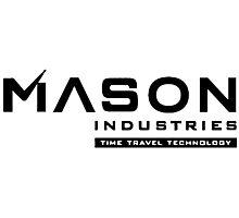 MASON INDUSTRIES Photographic Print