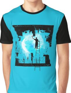 Night Shift Graphic T-Shirt