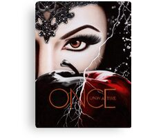 Once Upon A Time S6 Canvas Print