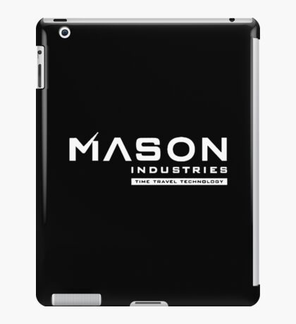 MASON INDUSTRIES iPad Case/Skin