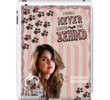 My Teenwolfed Valentine[I'd Never Leave You Behind] iPad Case/Skin