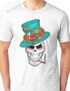 Day of the Dead Voodoo Skull Unisex T-Shirt