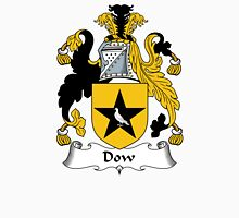 Dow Coat of Arms / Dow Family Crest Unisex T-Shirt