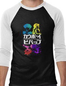 Cowboy Bebop - Bebop Crew Men's Baseball ¾ T-Shirt