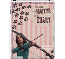 My Teenwolfed Valentine[Hunter Of My Heart] iPad Case/Skin