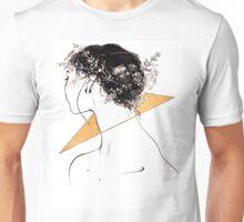 Inktober - Flower Crown Unisex T-Shirt