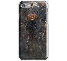 Moonlit Scarecrow iPhone Case/Skin