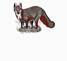 gray fox Women's Tank Top