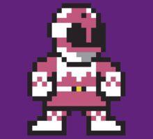 Pink Ranger by themaddesigner