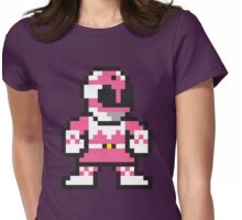 Pink Ranger Womens Fitted T-Shirt