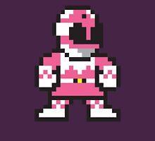 Pink Ranger Womens Fitted T-Shirt