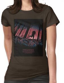 Stranger Things - Will Byers Womens Fitted T-Shirt