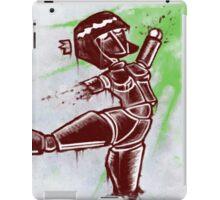 Robot Dancer iPad Case/Skin