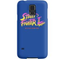 Street Fighter II Turbo Samsung Galaxy Case/Skin