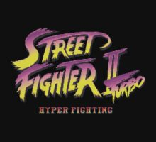 Street Fighter II Turbo One Piece - Long Sleeve