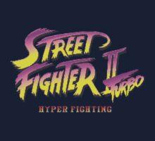 Street Fighter II Turbo One Piece - Long Sleeve