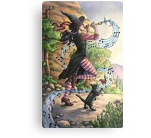 Everyday Witch Tarot - Judgment Metal Print