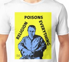 Christopher Hitchens Poison Unisex T-Shirt