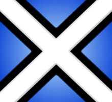 Mad Scottish Bastard  Sticker