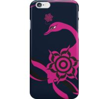 Fairy Swan iPhone Case/Skin