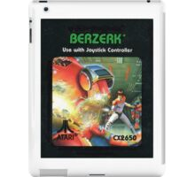 Berzerk Video Game iPad Case/Skin