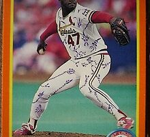 193 - Lee Smith by Foob's Baseball Cards
