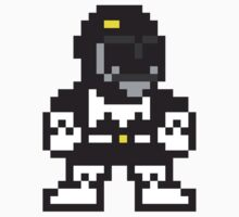 Black Ranger Kids Clothes
