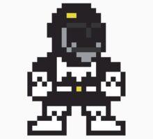 Black Ranger Kids Tee